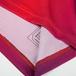 飛魚系列守門員比賽服紅色短袖里料細節