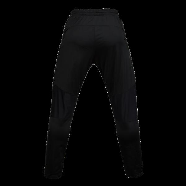 飛魚系列門將服長褲黑色背面