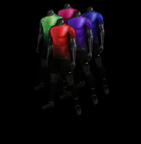 眼镜蛇系列足球比赛服