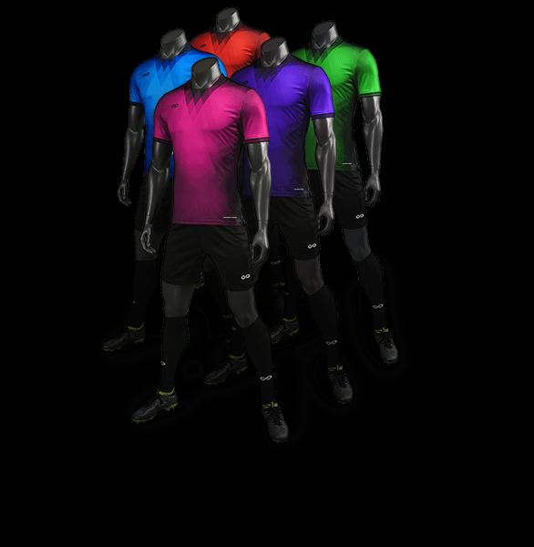 量子系列足球比赛服